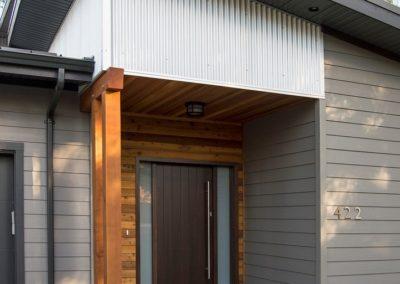 Front Door - Exterior